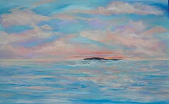 Kim Traina Summer Island Pastel at The Lincoln Home Newcastle Sept 15 Free Event